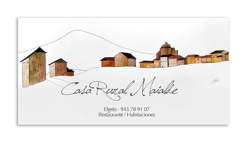 Casa rural maialde habitaciones y restaurante con encanto - Casa rural en pirineo catalan ...